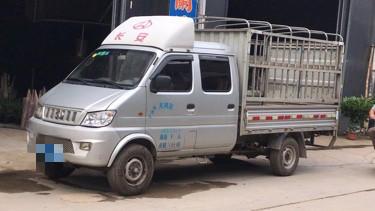 長安新豹 載貨車  90匹 2013年11月 4x2