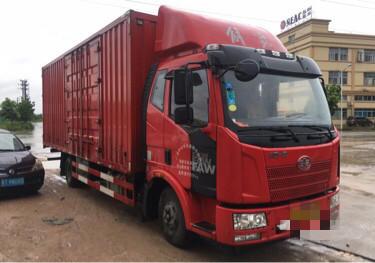 一汽解放J6L中卡 質惠版 載貨車  140匹 2015年09月 4x2
