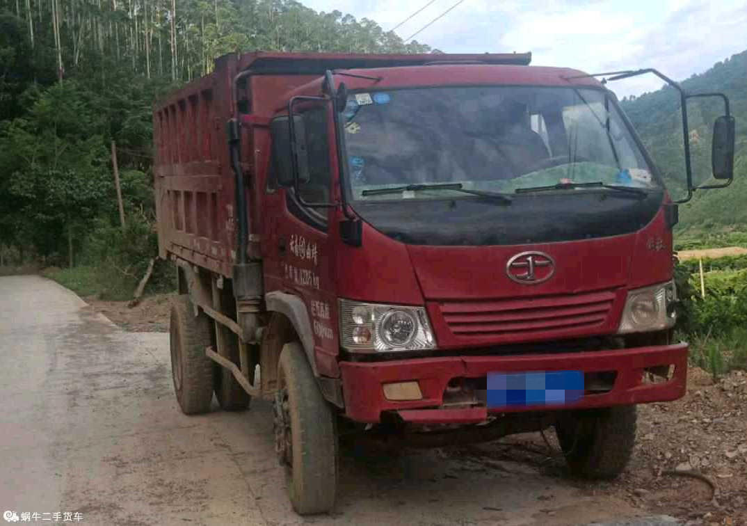?#40644;?#35299;放J6 自卸车  130匹 2011年02月 4x2