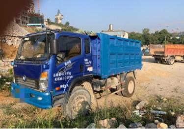 中國重汽其他車系 自卸車  260匹 2014年04月 4x2