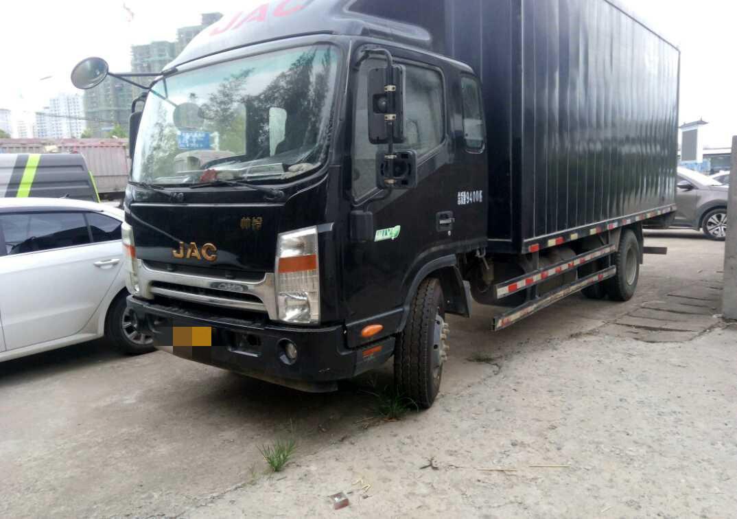 江淮其他車系 載貨車  154匹 2015年08月 4x2