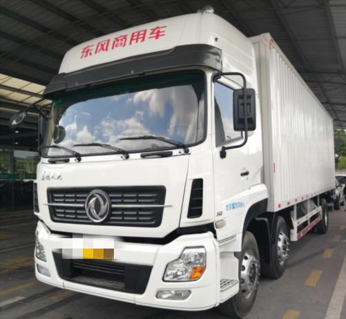 东风乘龙 载货车  200匹 2018年09月 4x2