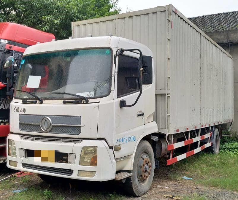 東風天錦 載貨車  170匹 2013年01月 4x2