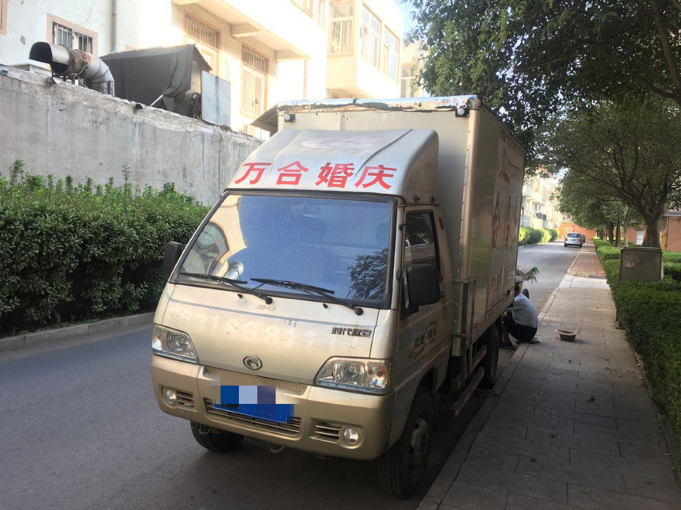 时代驭菱 载货车  100匹 2010年07月 4x2