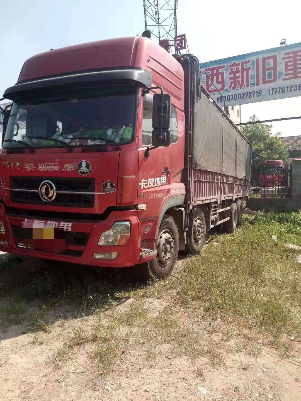 東風天龍 載貨車  315匹 2014年12月 8x4
