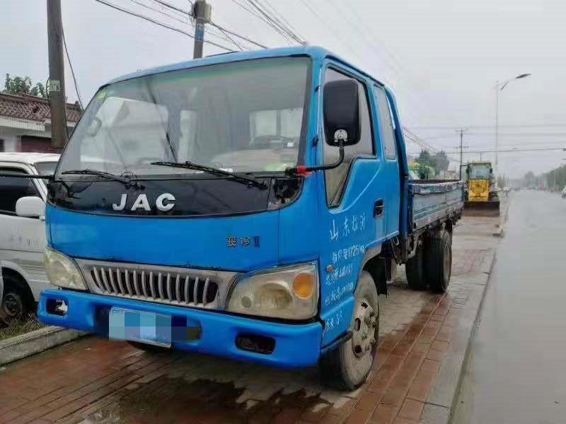 江淮駿鈴駿鈴E5 載貨車  110匹 2010年03月 4x2