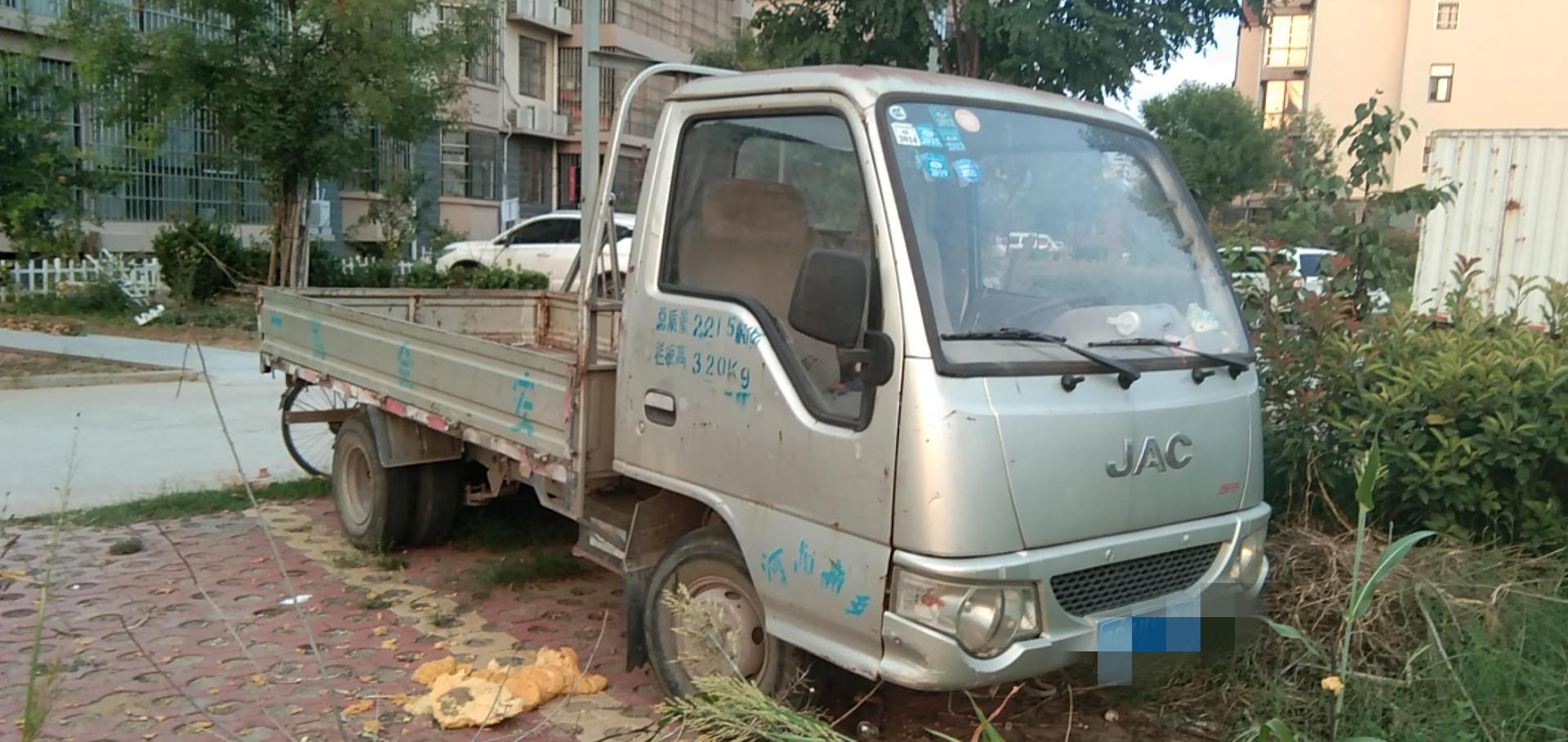 江淮康铃康铃H5 载货车  65匹 2010年12月 4x2
