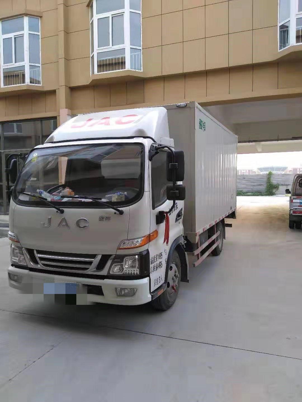 江淮駿鈴駿鈴E3 載貨車  87匹 2019年06月 4x2