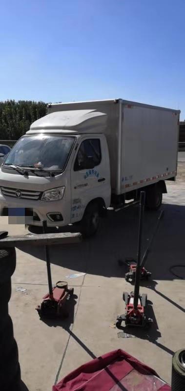 北汽福田其他車系 載貨車  75匹 2019年08月 4x2