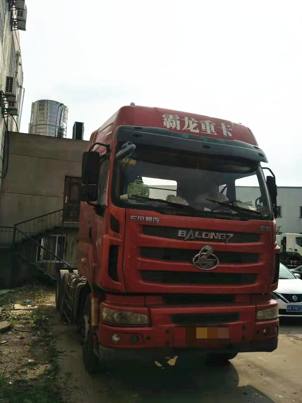 東風霸龍 牽引車  380匹 2014年07月 6x4