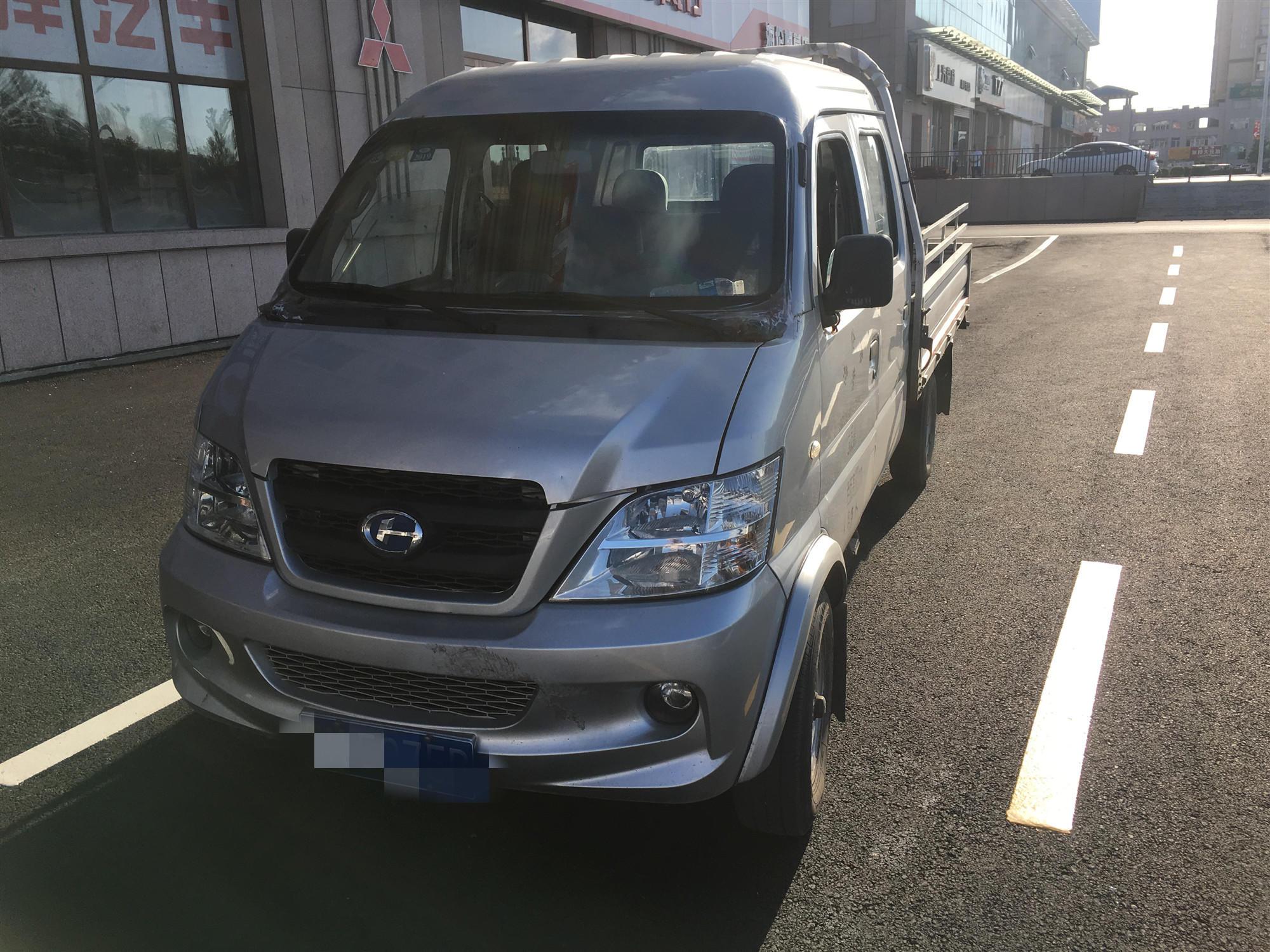 昌河福瑞達K21 載貨車  88匹 2016年10月 4x2