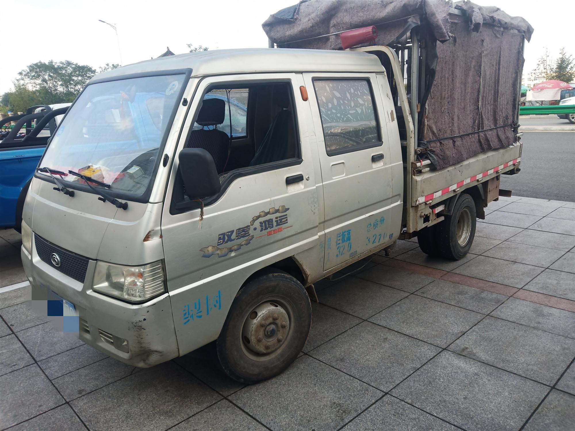 时代驭菱 载货车  55匹 2010年08月 4x2