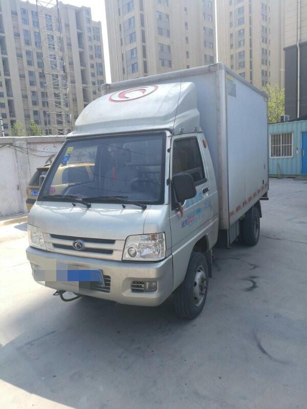 时代驭菱 载货车  85匹2018年10月 4×2 国五