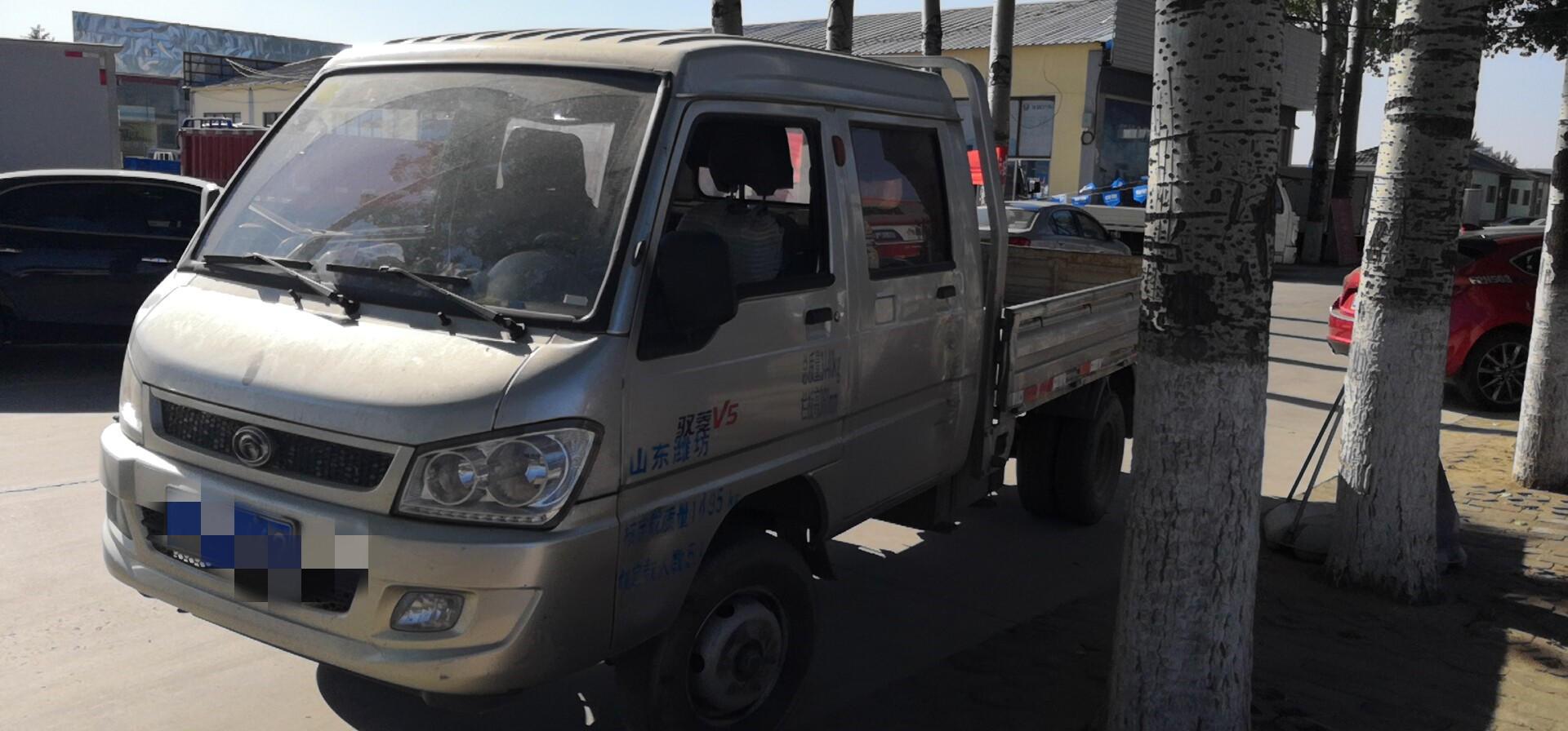 时代驭菱 载货车  85匹 2014年05月 4x2