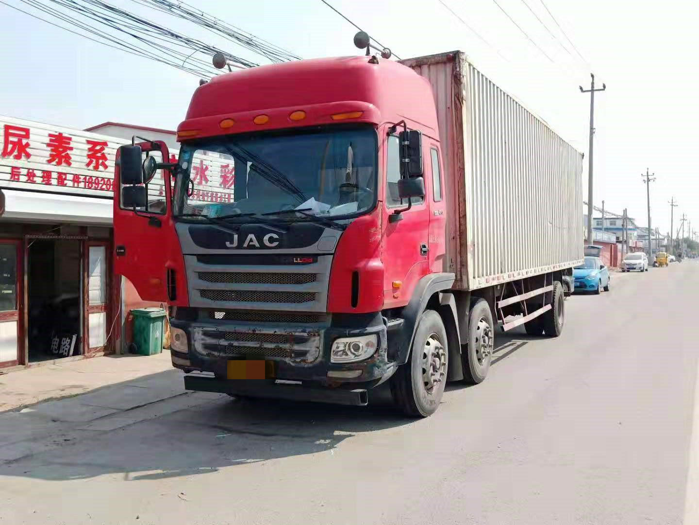 江淮格爾發 載貨車  24匹 2015年12月 6x2
