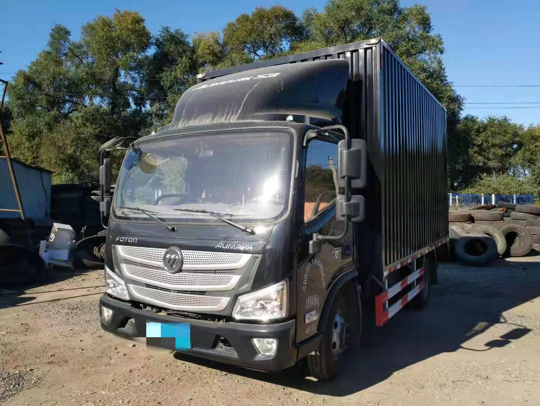 福田歐馬可歐馬可S3 載貨車  120匹 2018年09月 4x2
