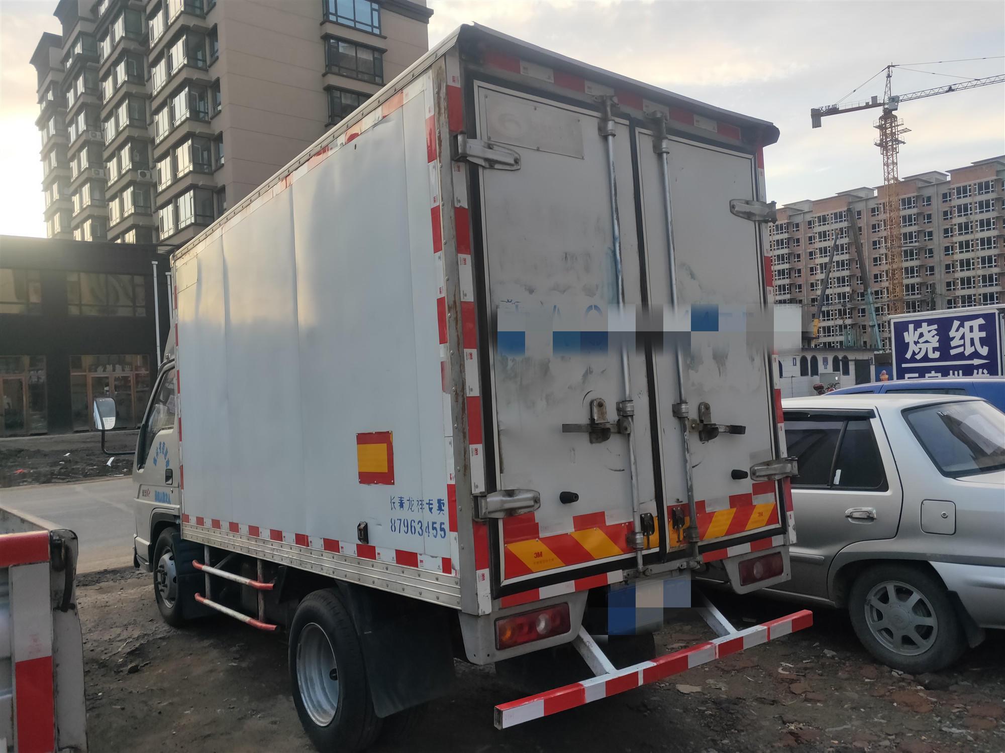 时代驭菱 载货车  60匹 2014年04月 4x2