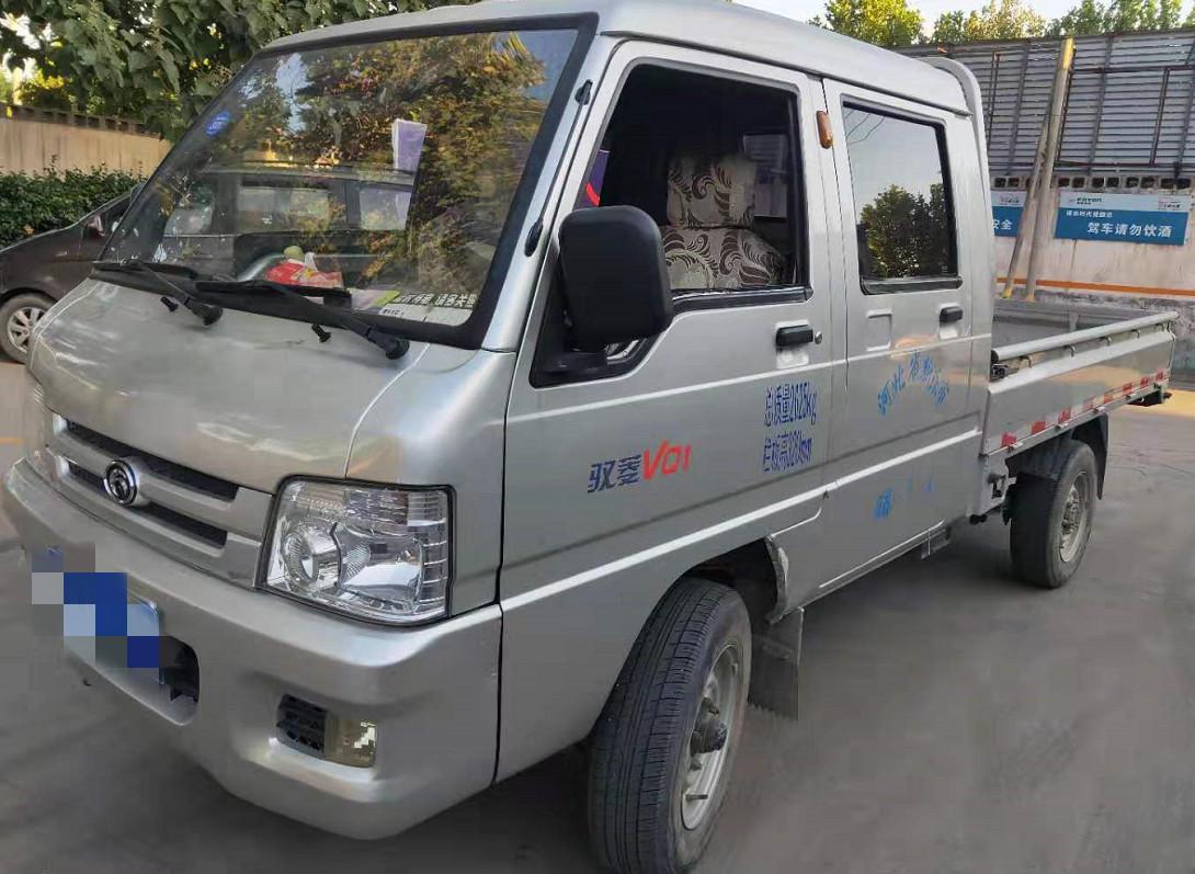 北汽福田其他車系 載貨車  80匹 2014年12月 4x2