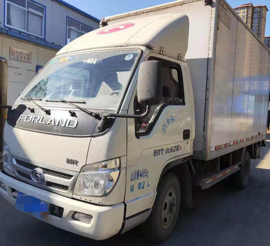 北汽福田其他車系 載貨車  120匹 2015年06月 4x2