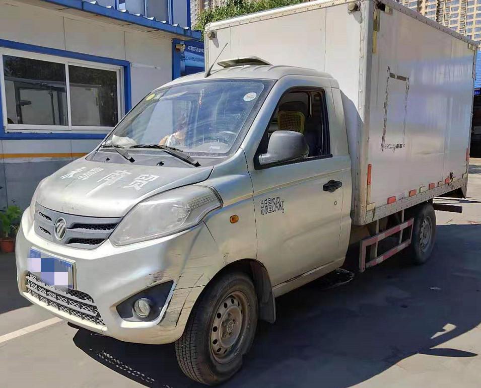 北汽福田其他車系 載貨車  110匹 2015年09月 4x2