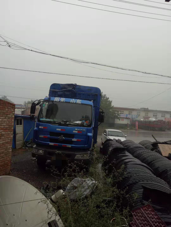 东风乘龙 载货车  160匹 2012年10月 4x2