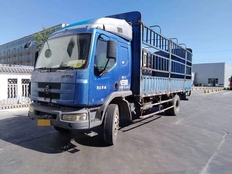 东风乘龙 载货车  160匹 2012年06月 4x2