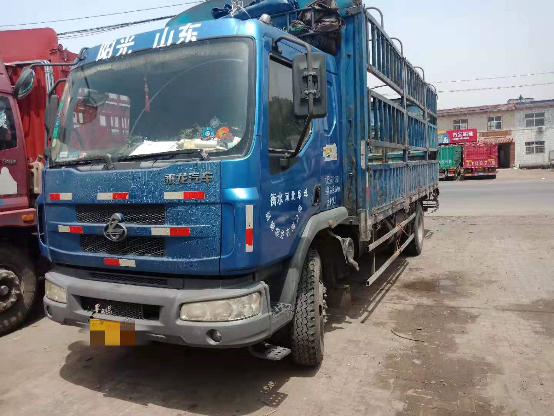 東風乘龍 載貨車  160匹 2012年11月 4x2