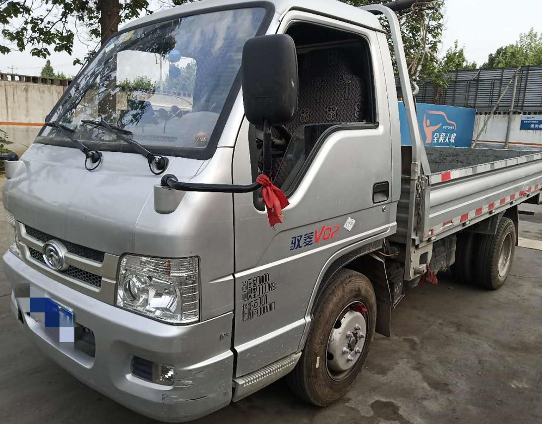 北汽福田其他車系 載貨車  100匹 2016年12月 4x2