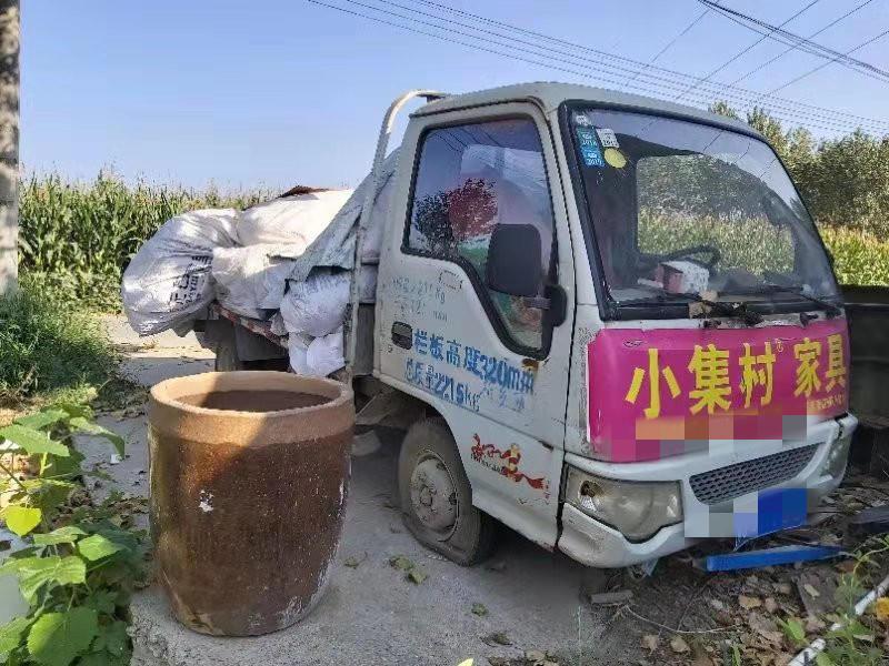 江淮康铃康铃H5 载货车  80匹 2012年10月 4x2