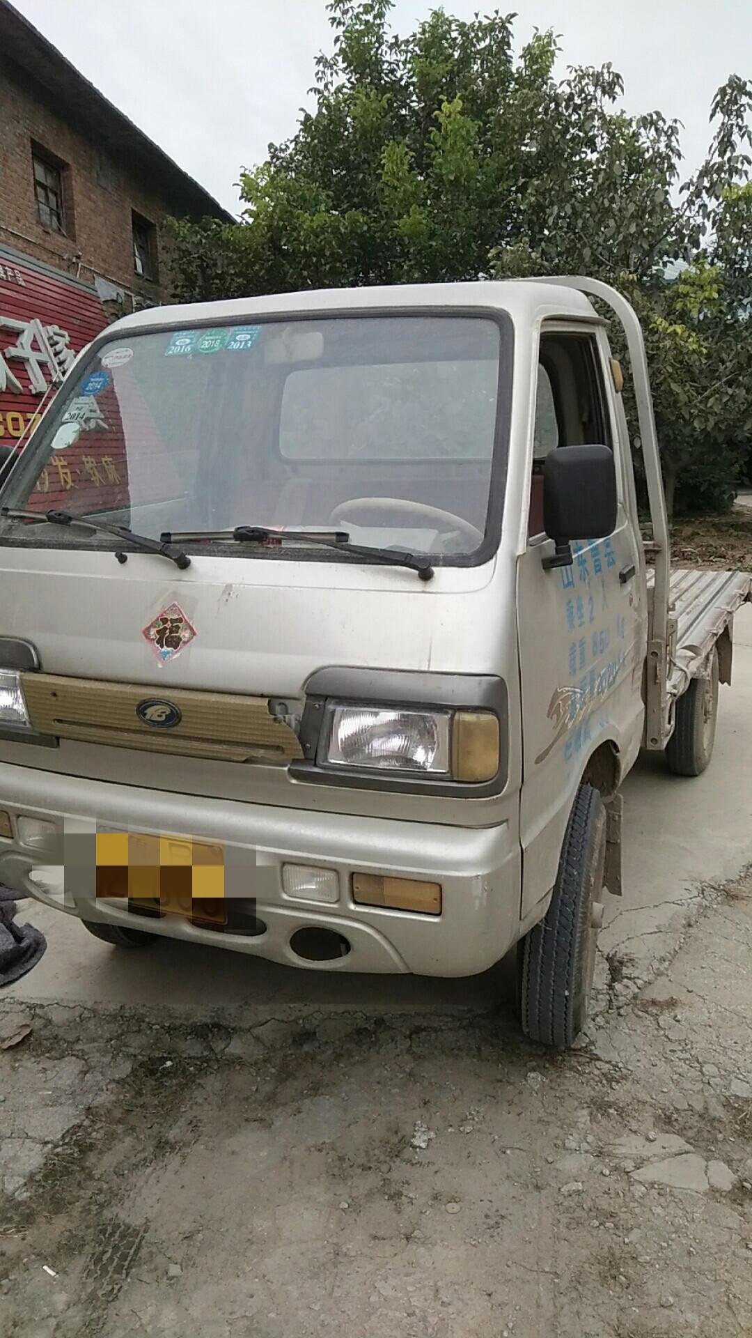 北汽黑豹黑豹Q3 载货车  85匹 2010年01月 4x2