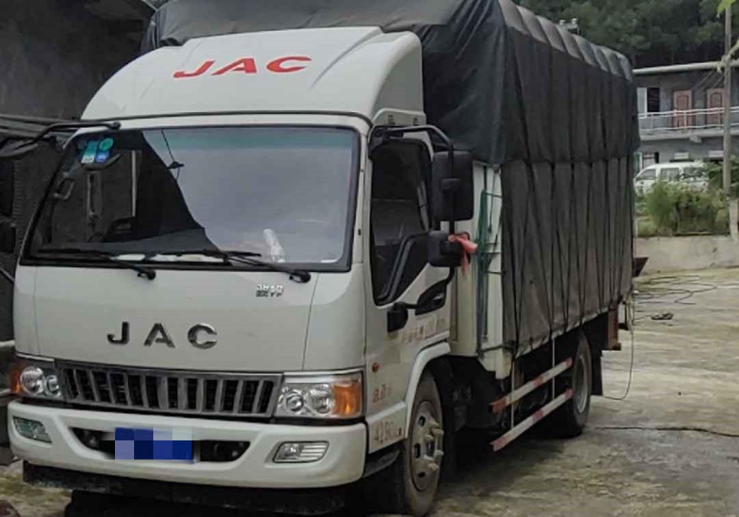 江淮其他車系 載貨車  256匹 2018年01月 4x2