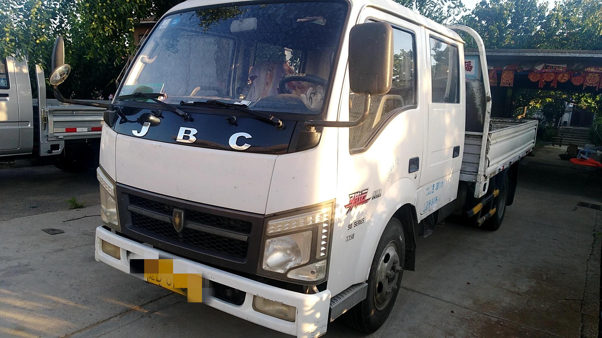 金杯骐运 载货车  74匹 2012年01月 4x2