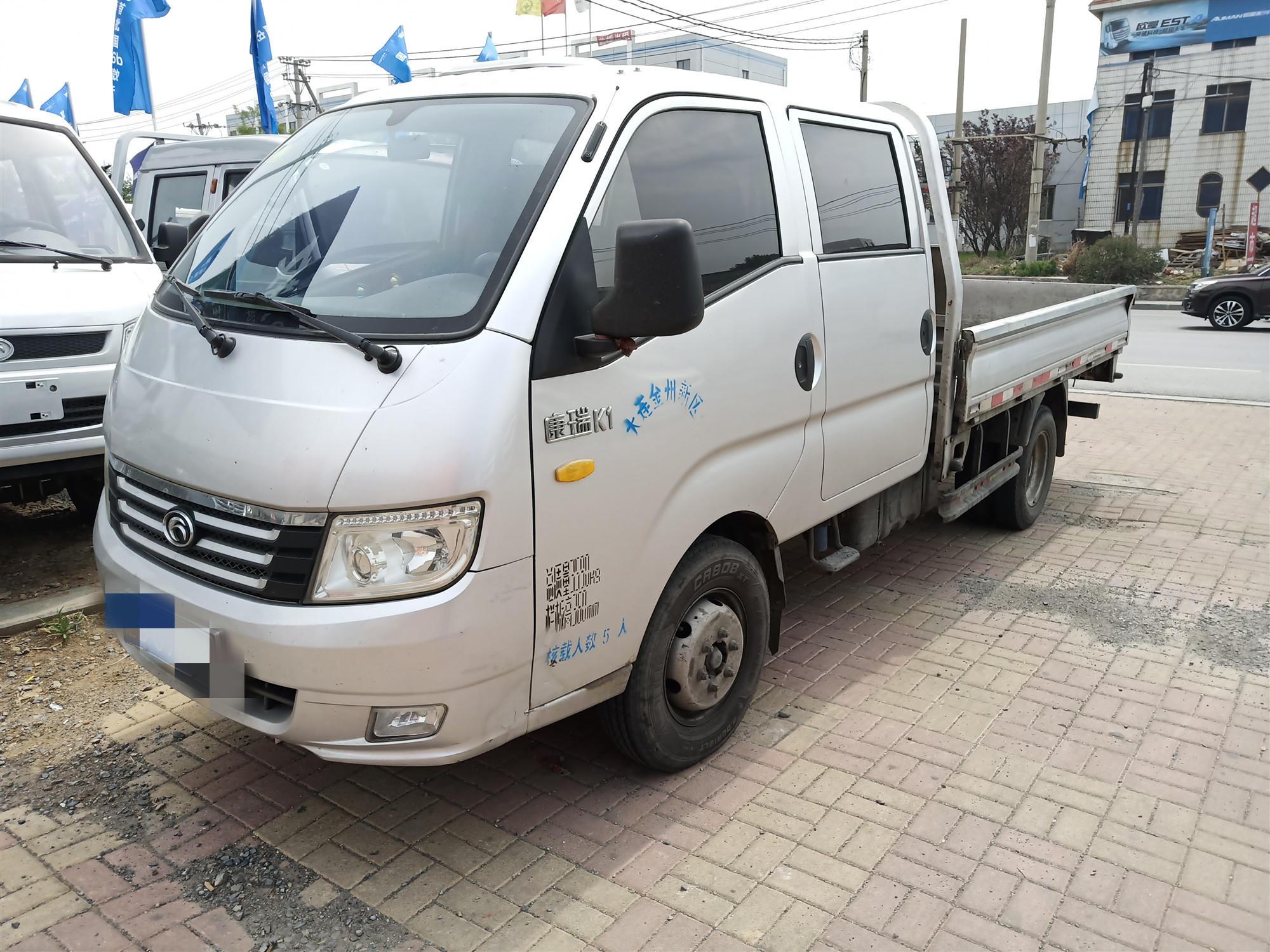 北汽福田其他車系 載貨車  68匹 2016年04月 4x2