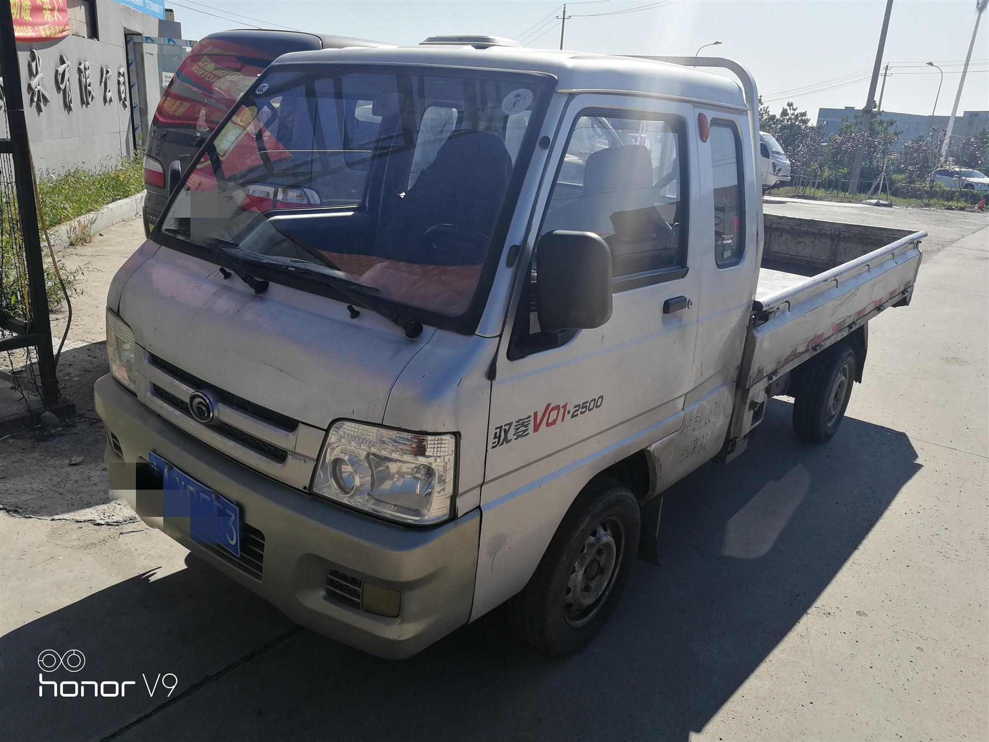 时代驭菱 载货车  74匹 2013年11月 4x2