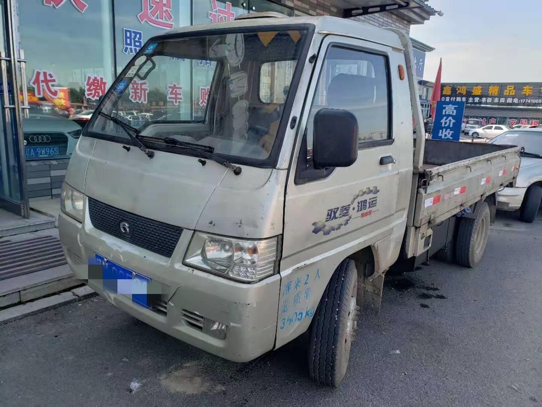 北汽福田其他車系 載貨車  110匹 2011年01月 4x2