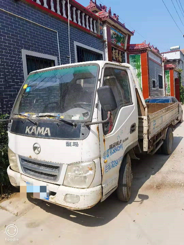 凯马凯捷 载货车  70匹 2009年09月 4x2