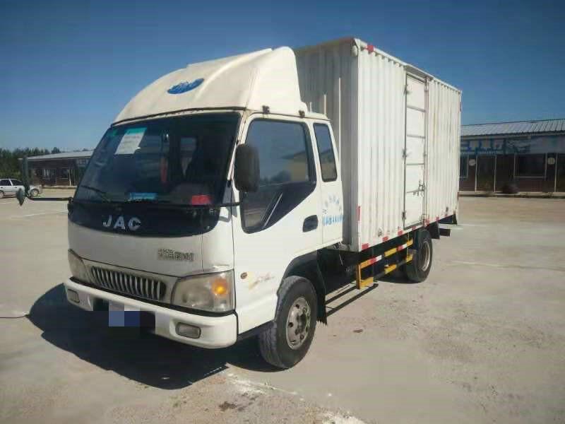 江淮駿鈴駿鈴E5 載貨車  143匹 2012年02月 4x2
