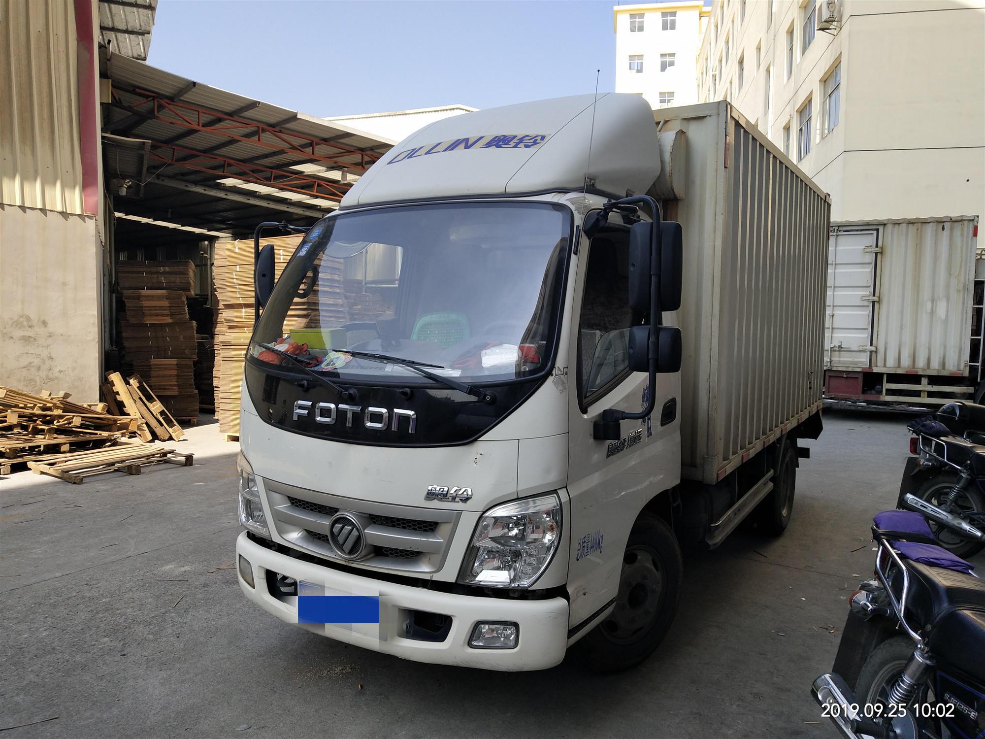 福田奧鈴奧鈴CTX 載貨車  90匹 2016年12月 4x2