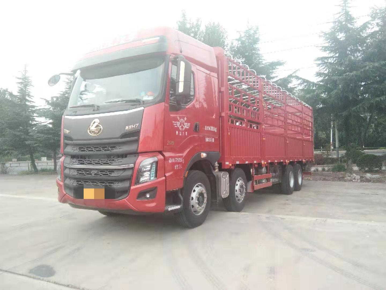 東風其他車系 載貨車  270匹 2014年08月 8x4