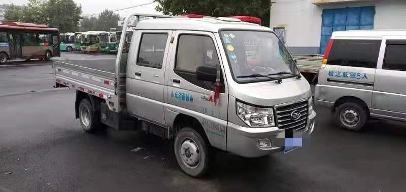 唐駿汽車唐駿K1 載貨車  90匹 2017年11月 4x2
