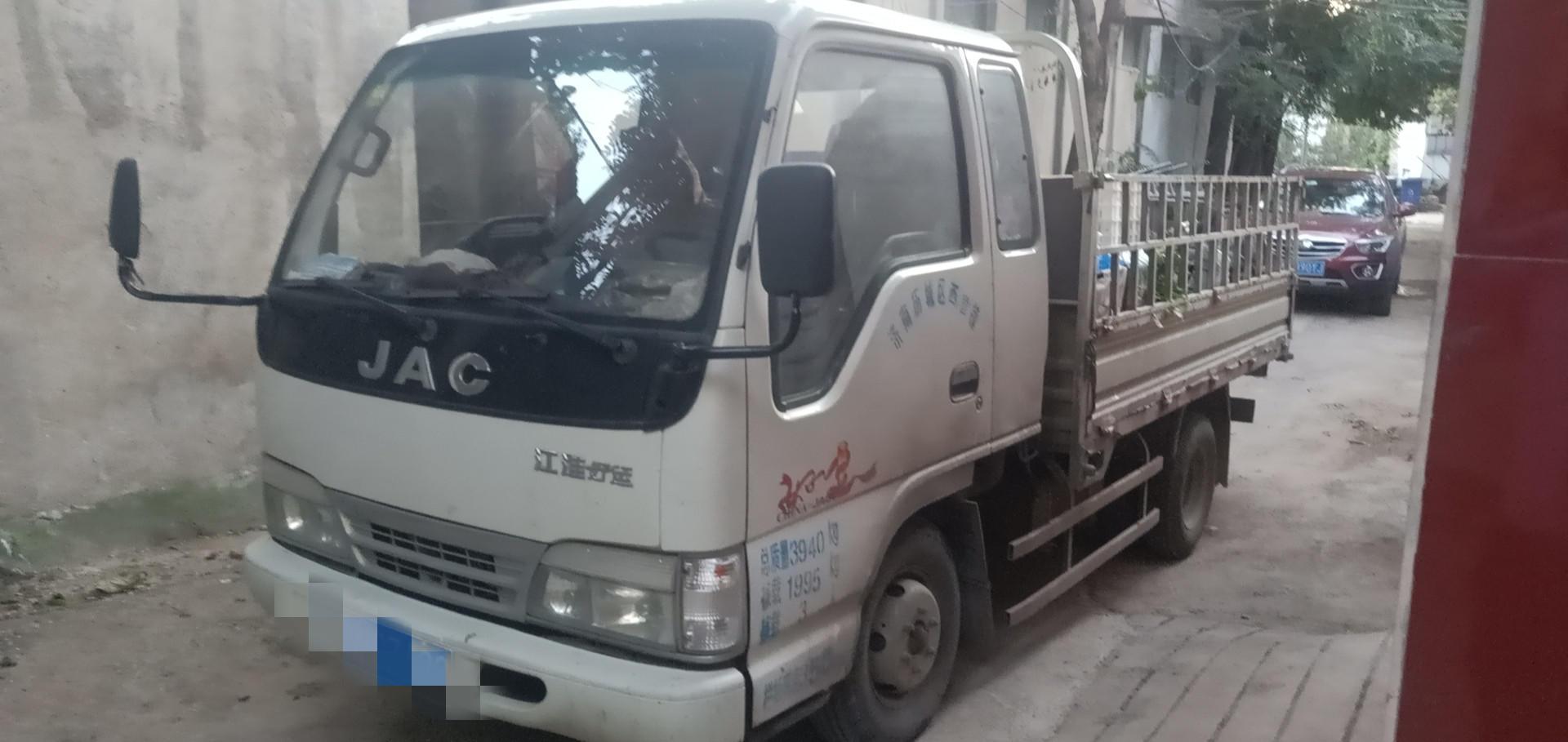 江淮康铃康铃H5 载货车  80匹 2013年03月 4x2