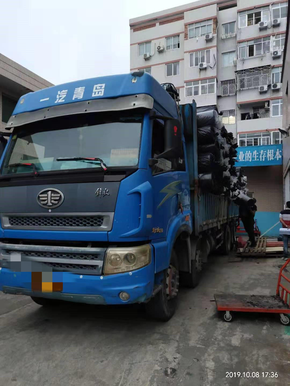 青島解放其他車系 載貨車  290匹 2012年03月 8x4