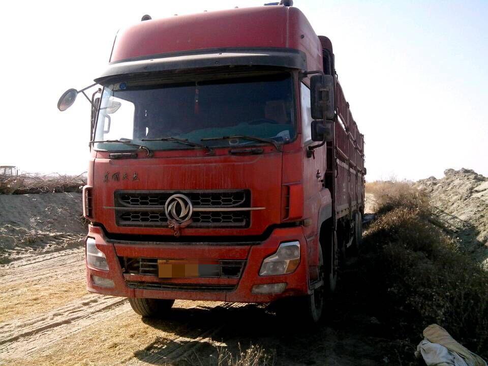 東風天龍 載貨車  350匹 2012年03月 8x4