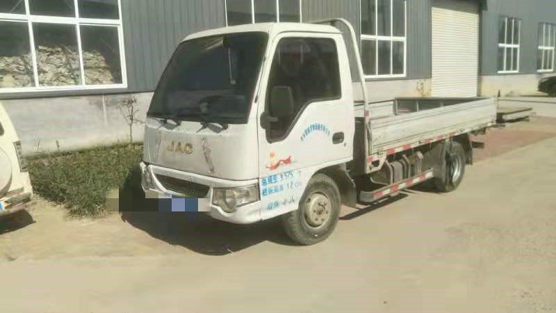 江淮其他車系 載貨車  160匹 2013年07月 4x2