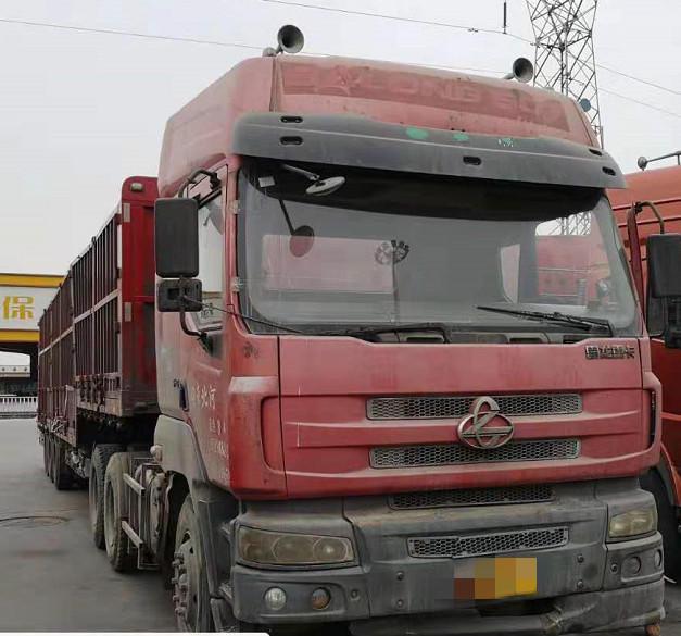 北奔其他車系 牽引車  400匹 2010年07月 6x4
