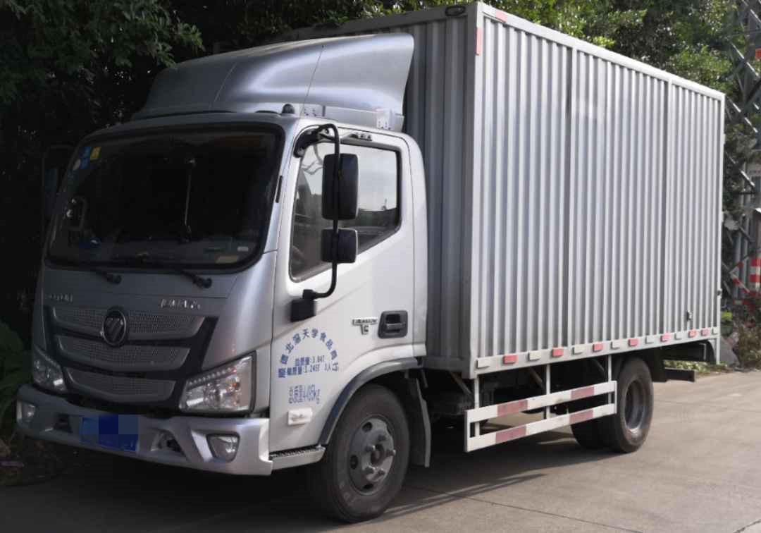 福田歐曼其他車系 載貨車  96匹 2018年04月 4x2