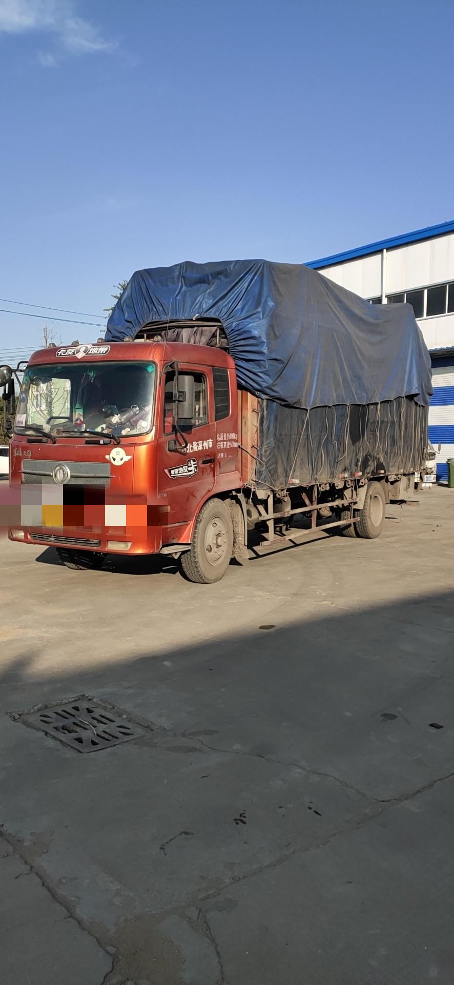 東風創普 載貨車  160匹 2013年06月 4x2