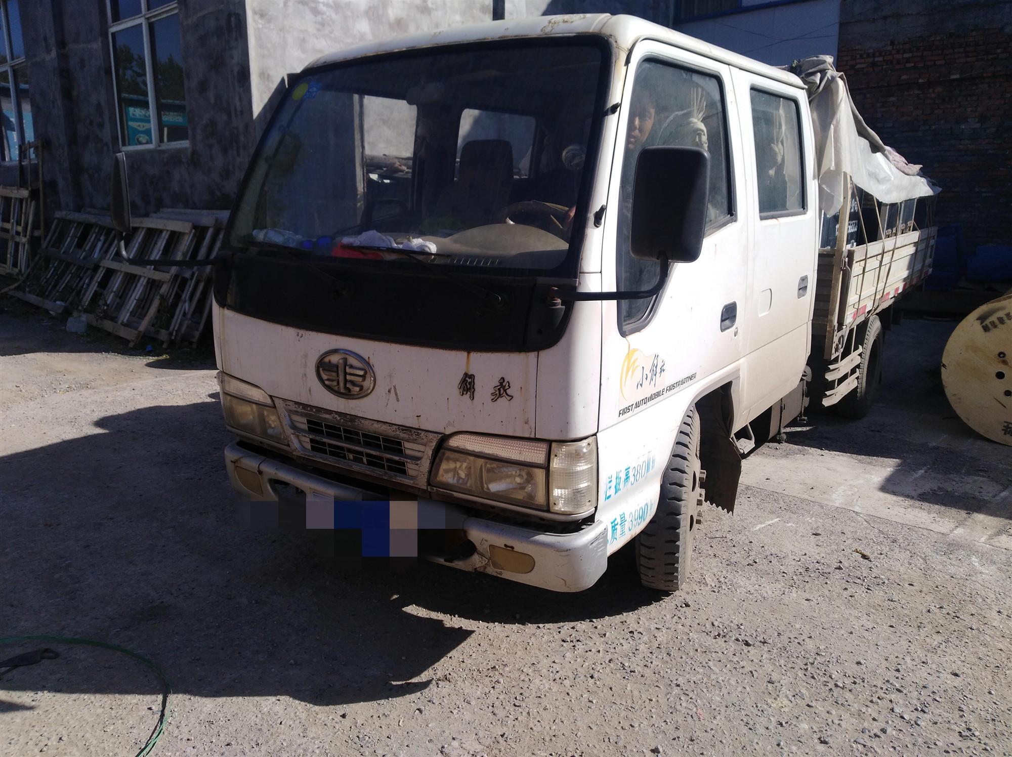 青島解放其他車系 載貨車  96匹 2009年11月 4x2