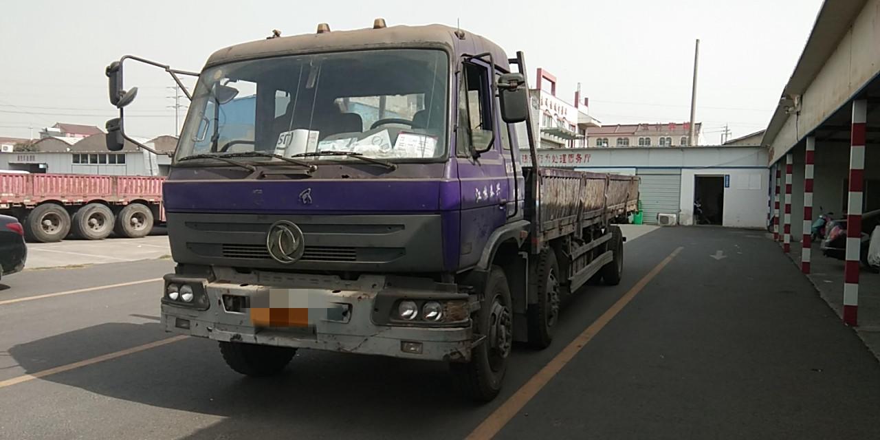 東風創普 載貨車  190匹 2010年11月 6x2