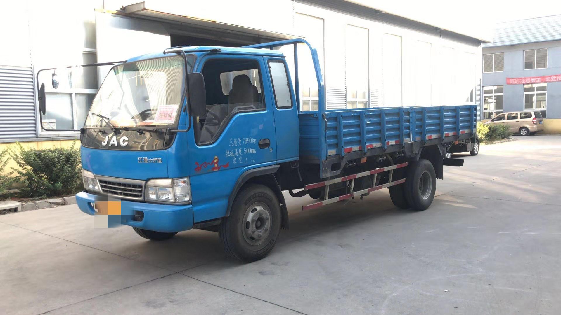 江淮其他車系 載貨車  160匹 2013年10月 4x2